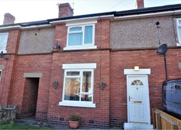 Thumbnail 3 bed semi-detached house for sale in Burnside Avenue, Cramlington