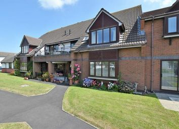 Thumbnail 2 bed flat for sale in Magnus Court, Ramsey