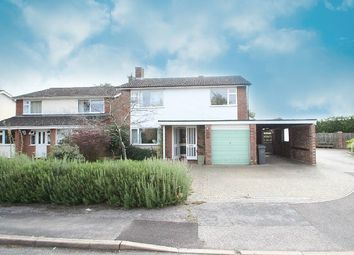 Thumbnail 4 bed detached house to rent in Magdalen Drive, Woodbridge