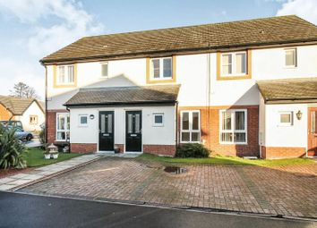 Thumbnail 2 bed terraced house to rent in Sycamore Drive, Longtown, Carlisle