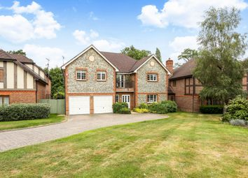Thumbnail 6 bed detached house to rent in Sheridan Grange, Sunningdale, Ascot