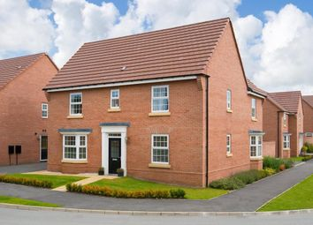 """Thumbnail 4 bed detached house for sale in """"Layton"""" at Harland Way, Cottingham"""