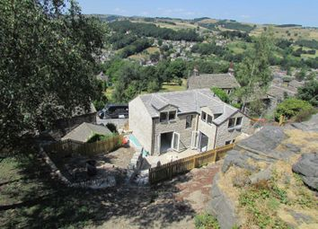 Thumbnail 5 bed detached house for sale in The Cliff, Cliff Road, Holmfirth