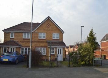 Thumbnail 3 bed terraced house for sale in Kendal Mews, Kirkby, Liverpool