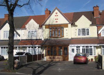 Thumbnail 3 bedroom terraced house for sale in Washwood Heath Road, Washwood Heath, Birmingham