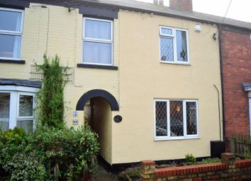 Thumbnail 4 bedroom terraced house for sale in Silver Street, Barnetby