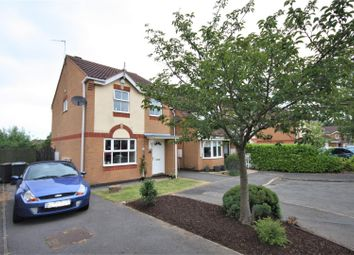 Thumbnail 3 bed town house for sale in Lords Close, Coalville