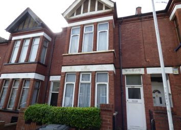Thumbnail 4 bed terraced house to rent in Ashburnham Rd, Luton