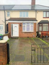 Thumbnail 3 bed terraced house to rent in Mark Road, Wednesbury