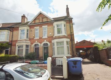 Thumbnail 4 bed semi-detached house for sale in Russell Road, Whalley Range, Manchester