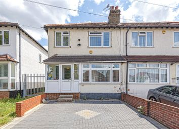 Thumbnail 3 bed end terrace house for sale in Park View Road, Hillingdon, Middlesex