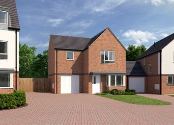 Thumbnail 3 bed detached house for sale in Ockerhill Road, Tipton