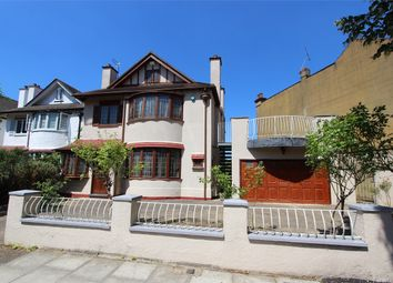 Thumbnail 4 bed detached house for sale in Vallance Road, Muswell Hill Borders, London
