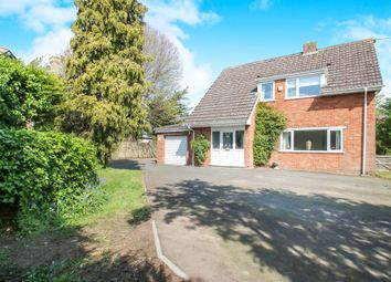 Thumbnail 4 bed detached house for sale in Henlade, Taunton