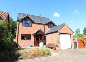 Thumbnail 3 bed detached house for sale in Church Road, Flixton