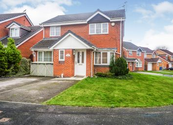 3 bed detached house for sale in Goodwood Grove, Wrexham LL13