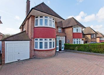 Thumbnail 4 bed semi-detached house for sale in Dorchester Gardens, Hampstead Garden Suburb