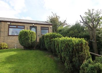Thumbnail 2 bed semi-detached bungalow for sale in Longfield Rise, Todmorden