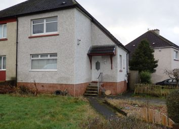 Thumbnail 3 bed semi-detached house to rent in Burnhall Road, Wishaw, North Lanarkshire