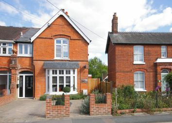 Thumbnail 3 bed semi-detached house for sale in Junction Road, Andover