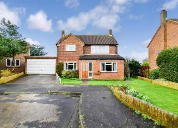Thumbnail 3 bed detached house for sale in Arran Road, Maidstone, Kent