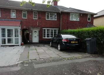 Thumbnail 3 bed terraced house for sale in Leominster Road, Sparkhill, 3 Bedroom Terrace