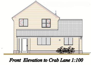 Thumbnail 3 bed detached house for sale in Beccles Road, Bradwell, Great Yarmouth