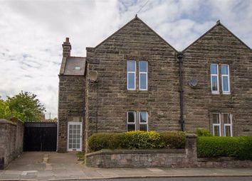 Thumbnail 3 bedroom semi-detached house to rent in Main Street, Tweedmouth, Berwick-Upon-Tweed