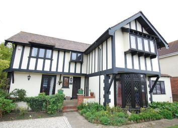 Thumbnail 4 bed detached house for sale in Oxford Road, Stanford-Le-Hope
