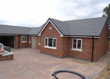 Thumbnail 3 bed detached bungalow for sale in Church Street, Ilkeston, Derbyshire