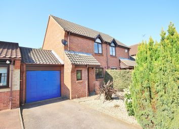 Thumbnail 2 bed property to rent in Meadowvale, New Costessey, Norwich