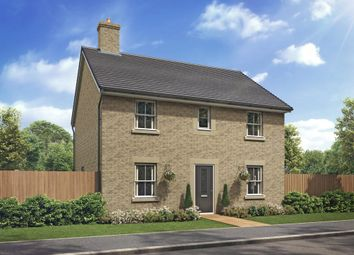 "Thumbnail 4 bed detached house for sale in ""Tamerton"" at Burlow Road, Harpur Hill, Buxton"