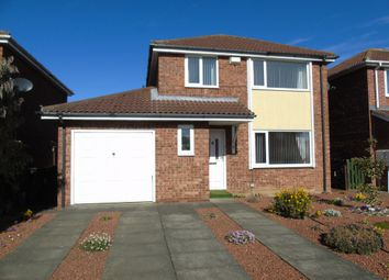 Thumbnail 3 bed detached house for sale in Stanton Drive, Pegswood, Morpeth