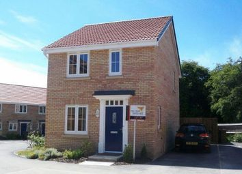 Thumbnail 3 bed detached house to rent in Lister Close, Melton Mowbray