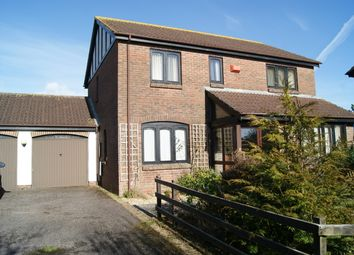 Thumbnail 4 bed detached house for sale in Dares Orchard, Colyford, Colyton