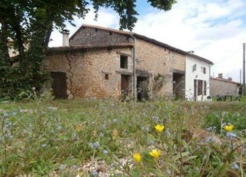 Thumbnail 2 bed cottage for sale in Champagne-Mouton, Charente, 16350, France