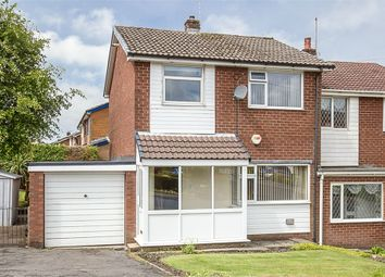 Thumbnail 3 bedroom semi-detached house for sale in Melbourne Grove, Horwich, Bolton