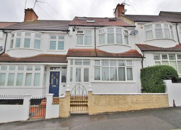 Thumbnail 5 bed terraced house for sale in Parry Road, South Norwood