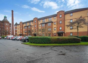 Thumbnail 1 bed flat for sale in Millstream Court, Paisley