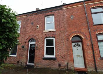 Thumbnail 2 bed terraced house for sale in Cross Street, Worsley, Manchester