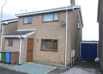 Thumbnail 4 bed link-detached house for sale in Crosby Close, Forest Town, Mansfield, Nottinghamshire