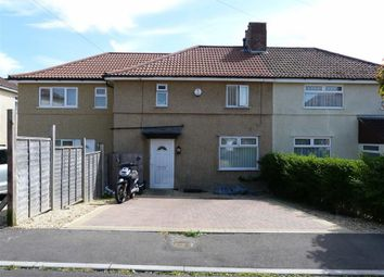 Thumbnail 3 bed terraced house for sale in Hill Crest, Knowle, Bristol