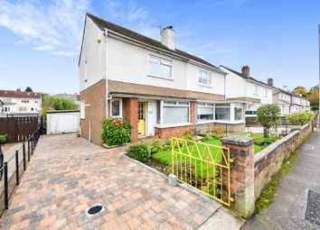 Thumbnail Semi-detached house for sale in Brackenbrae Avenue, Bishopbriggs, Glasgow