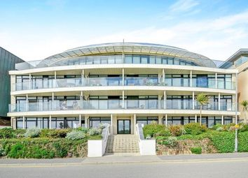 Thumbnail 2 bedroom flat for sale in 32 Headland Road, Newquay, Cornwall