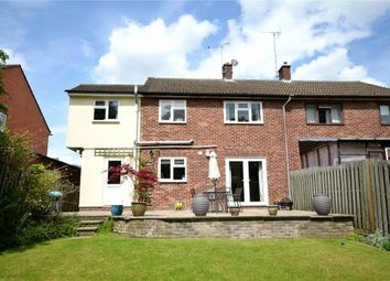 Thumbnail 4 bed semi-detached house for sale in Shepherds Way, Saffron Walden, Essex
