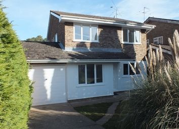 Thumbnail 4 bedroom detached house to rent in Chalfont Drive, Farnborough