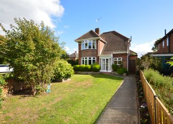 Thumbnail 3 bed detached house for sale in Tuddenham Road, Ipswich