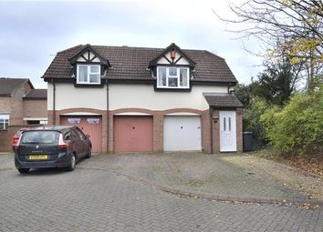 Thumbnail 1 bed flat for sale in Longborough Drive, Abbeymead, Gloucester