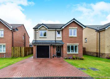 Thumbnail Detached house for sale in Glencalvie Road, Dumbarton