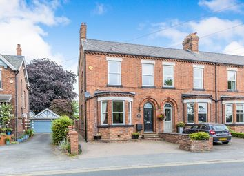 5 bed semi-detached house for sale in Middlewich Road, Holmes Chapel, Crewe CW4